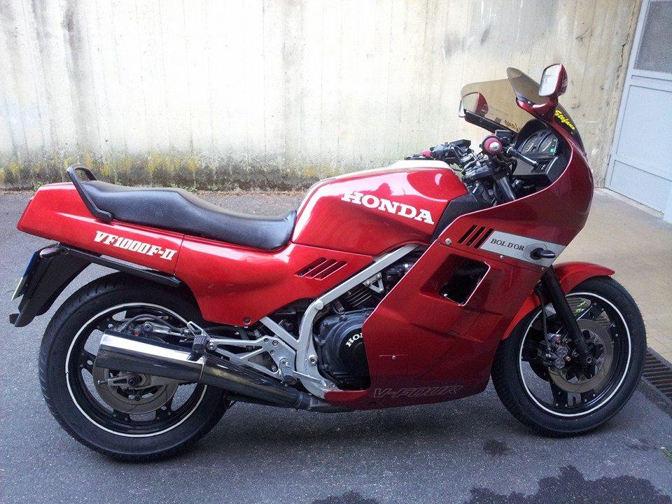 Honda Vf1000 Vf1000 Com