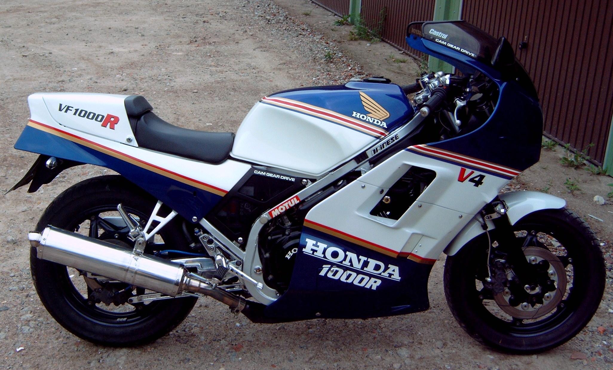 Y on Honda Overhead Valve Engine